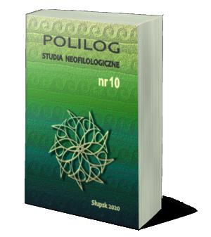 Polilog Nr 10 (2020) okładka